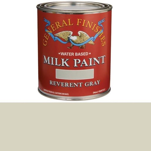 View a Larger Image of Reverent Gray Milk Paint Quart