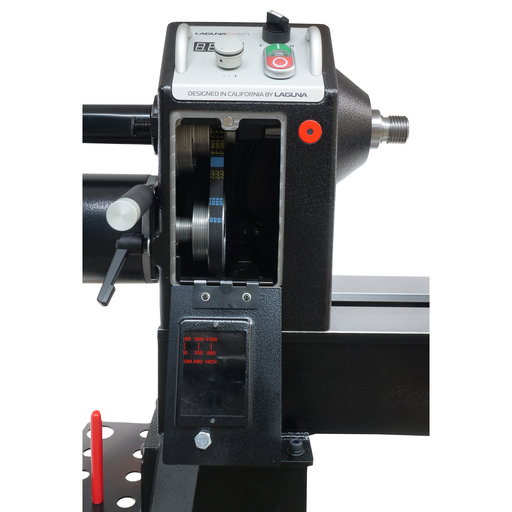View a Larger Image of REVO 1524 Lathe, 110V