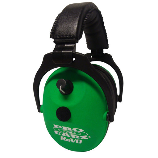 View a Larger Image of ReVO Electronic - Neon Green