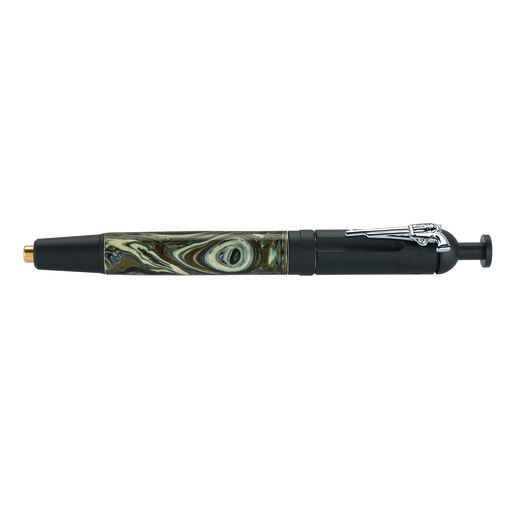 View a Larger Image of Revolver Pen Kit Matte Black