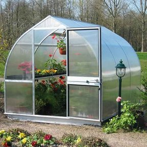 Riga IIIS Greenhouse Kit, 81 sq. ft.