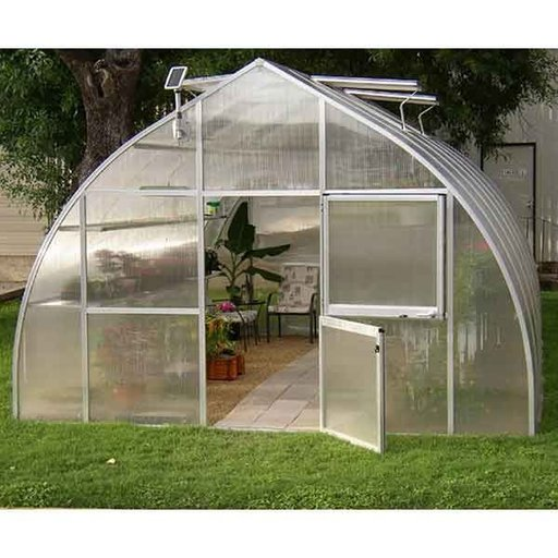 View a Larger Image of Riga XL Greenhouse Kit, 283 sq. ft.