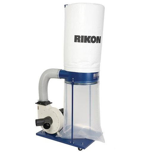 View a Larger Image of 1-1/2 HP Dust Collector