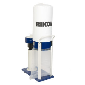 1 HP Dust Collector with 5 Micron Bag