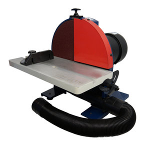 "12"" Disc Sander, 1.25HP, with Guard and Dust Hose, 51-202"