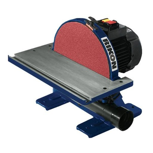View a Larger Image of 12in Disc Sander, Model 51-200
