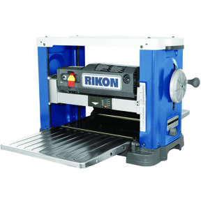 "13"" Benchtop Planer with Helical-Style Cutter Head"