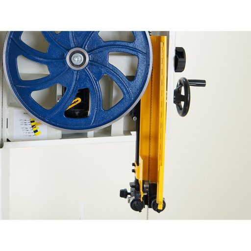 "View a Larger Image of 14"" Deluxe Bandsaw, Model 10-326"