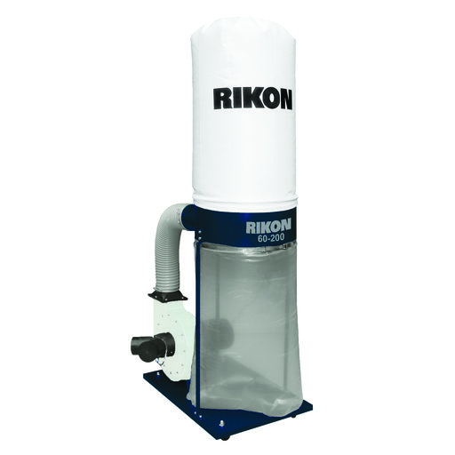 View a Larger Image of 2 HP Dust Collector w/5 Micron Bag Model 60-200