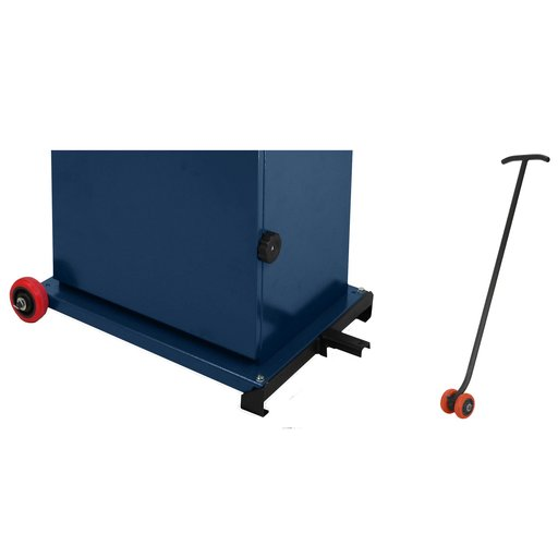 "View a Larger Image of Mobility Kit for 14"" Deluxe Bandsaws"
