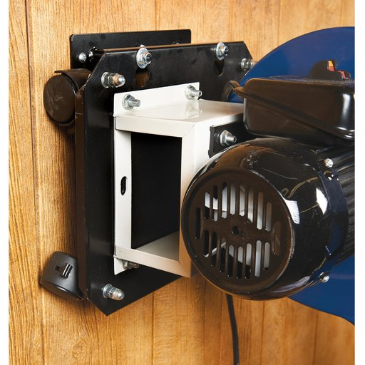 View a Larger Image of Portable Dust Collector with Wall Mount