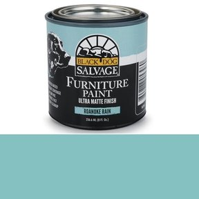 Roanoke Rain' - Light Blue Furniture Paint, 1/2 Pint 236.6ml (8 fl. Oz.)