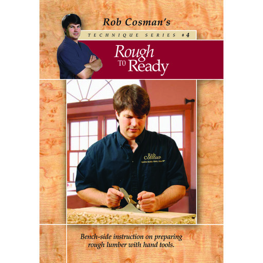 View a Larger Image of Rough To Ready DVD
