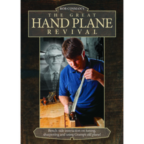 The Great Hand Plane Revival DVD