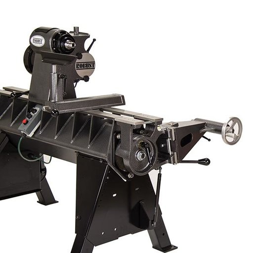View a Larger Image of Deluxe American Beauty Lathe