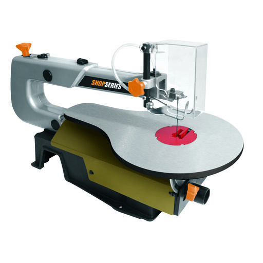 "View a Larger Image of 16"" Variable Speed Scroll Saw, Model RK7315"
