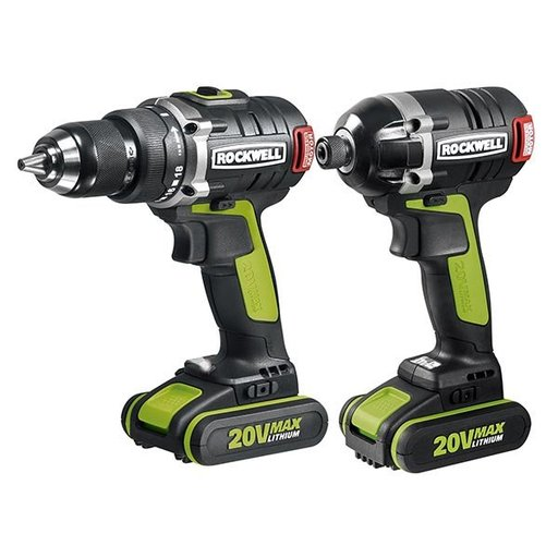 View a Larger Image of 2-Piece Brushless Drill / Impact Driver Combo Kit