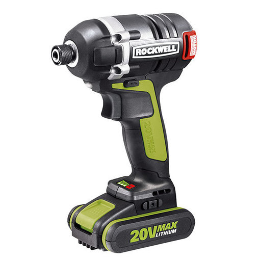 View a Larger Image of 20V Lithium Ion Brushless 3-Speed Impact Driver