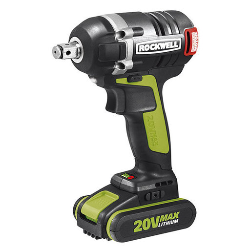 View a Larger Image of 20V Lithium Ion Brushless 3-Speed Impact Wrench
