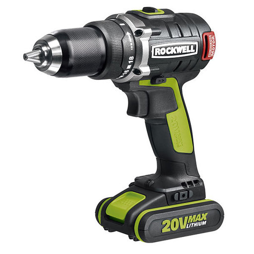 View a Larger Image of 20V Lithium Ion Brushless Drill / Driver