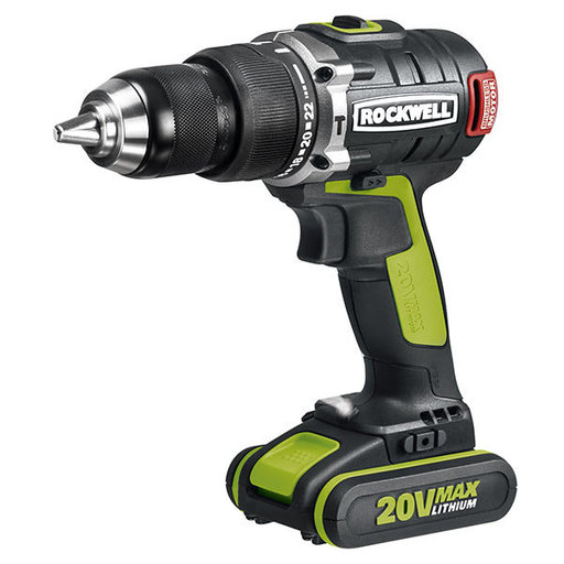 View a Larger Image of 20V Lithium Ion Brushless Hammer Drill