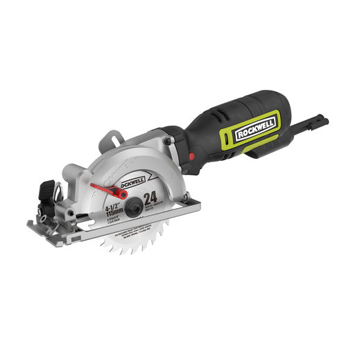 "View a Larger Image of 4-1/2"" Compact Circular Saw, Model RK3441K"