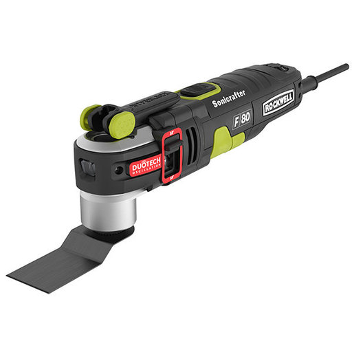View a Larger Image of 4.2 Amp DuoTech F80 Oscillating Multi-Tool
