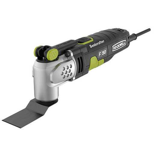 View a Larger Image of 4 Amp Sonicrafter F50 Oscillating Multi-Tool