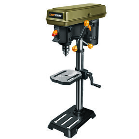 "Shop Series 10"" Benchtop Drill Press, 5 Speed, Model RK7033"