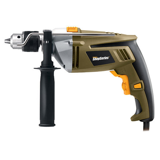 "View a Larger Image of ShopSeries RC3136, 7 Amp, 1/2"" Hammer Drill"
