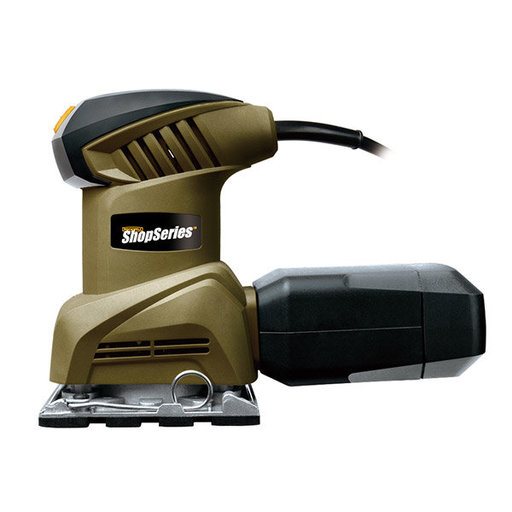 "View a Larger Image of ShopSeries RC4151, 2 Amp, 1/4"" Sheet Palm Sander"