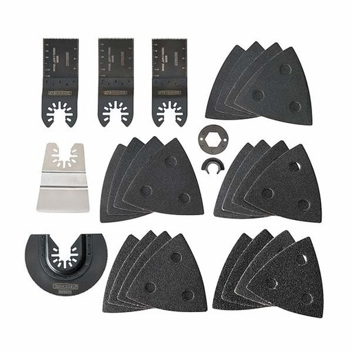View a Larger Image of Sonicrafter Universal Fit 27-Piece Accessory Kit