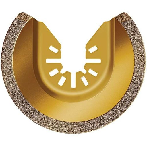 """View a Larger Image of Sonicrafter Universal Fit 3-1/8"""" Carbide Grit Semicircle Saw Blade"""