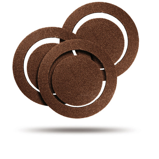 View a Larger Image of Vibrafree Sanding Disc, 80 grit, 5pc