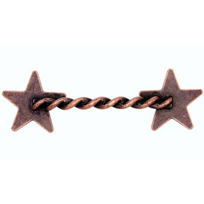 Rope Star Pull, Copper Oxide