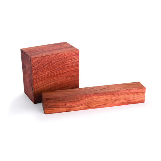 """View a Larger Image of Rosewood African 2"""" x 6"""" x 6"""""""
