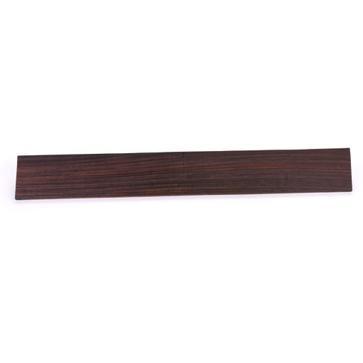 "View a Larger Image of Rosewood, East Indian Guitar Finger Board 3/8"" x 2-13/16"" x 21"""