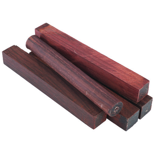View a Larger Image of Rosewood East Indian Pen Blank 5-Piece