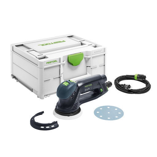 View a Larger Image of Rotex RO 125 FEQ-Plus Random Orbital Sander in systainer³