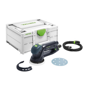 Rotex RO 125 FEQ-Plus Random Orbital Sander in systainer³