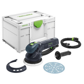 Rotex RO 150 FEQ-Plus Sander in systainer³