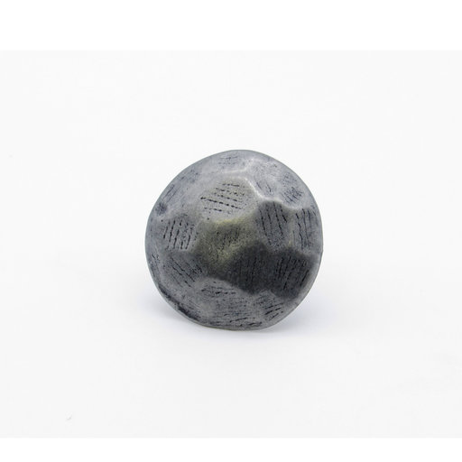 "View a Larger Image of Round 1-1/8"" Clavo Decorative Nail, 4-Pack,  Pewter Oxide"