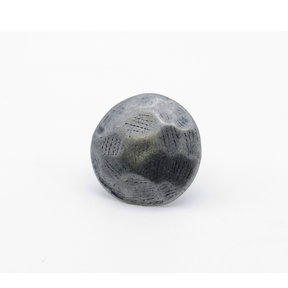 "Round 1-1/8"" Clavo Decorative Nail, 4-Pack,  Pewter Oxide"