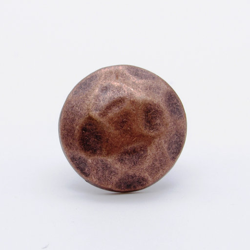 "View a Larger Image of Round 3/4"" Clavo, 8-Pack, Copper Oxide"
