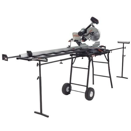 View a Larger Image of Heavy Duty Miter Saw Stand, Model 2950