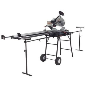 Heavy Duty Miter Saw Stand, Model 2950
