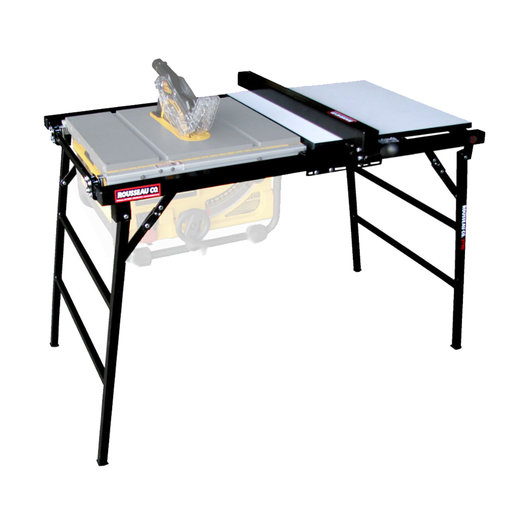 View a Larger Image of PortaMax Model 2780 Table Saw Stand