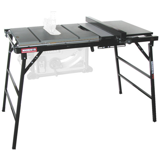 View a Larger Image of PortaMax Model 2790 Table Saw Stand