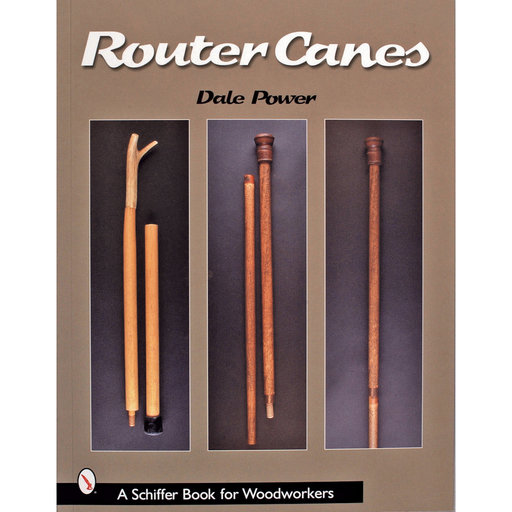 View a Larger Image of Router Canes