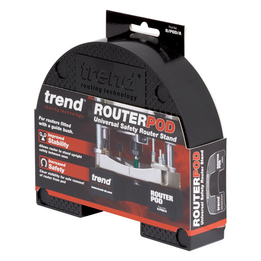 View a Larger Image of Router Pod